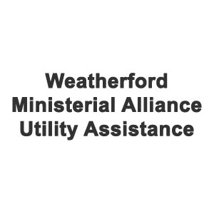 Weatherford Ministerial Alliance Utility Assistance